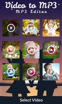 Video to MP3 : MP3 Editor screenshot 2