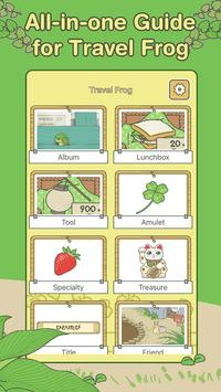 Guide for Tabikaeru (旅かえる) poster