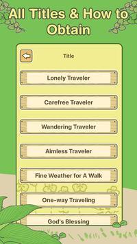 Guide for Tabikaeru (旅かえる) screenshot 2
