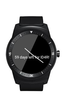 ID4R Countdown WatchFace poster