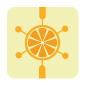 Dot it: Orange icon
