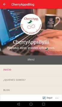 CherryAppsBlog (Unreleased) apk screenshot
