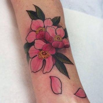 Cherry Blossom Tattoo screenshot 3