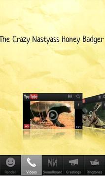Free Honey Badger Official App screenshot 2