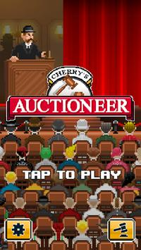 Auctioneer-poster