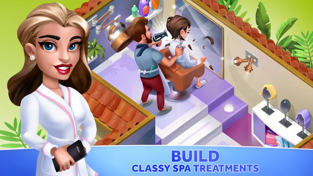 My Beauty Spa постер