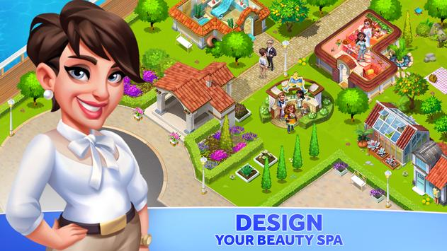 My Beauty Spa скриншот 2
