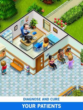 My Hospital: Build and Manage apk screenshot