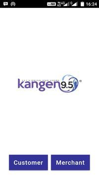 Kangen 9.5 poster