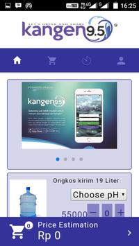 Kangen 9.5 screenshot 2