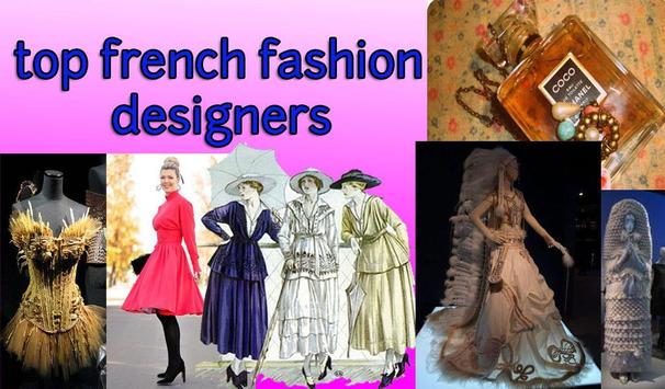 Top French Fashion Designers apk screenshot