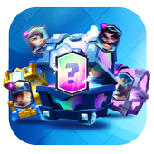 Chest Clash Royale  Simulator иконка
