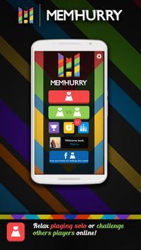 Memhurry apk screenshot