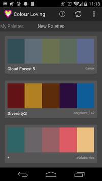 Colour Loving poster