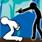 Quick Stick Figure Fight 3 icon
