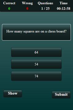 Chess Quiz screenshot 2