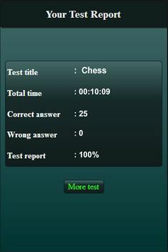 Chess Quiz screenshot 3