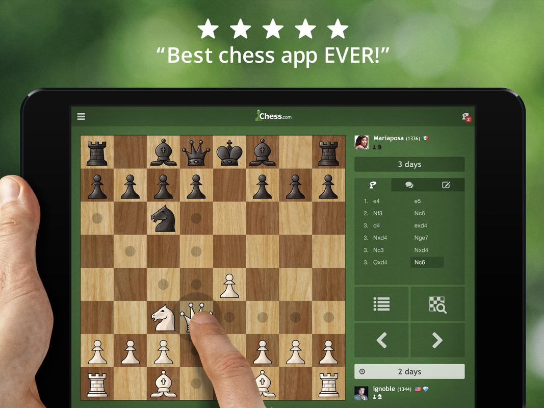 Play & Learn Chess for Free - Tactics Trainer