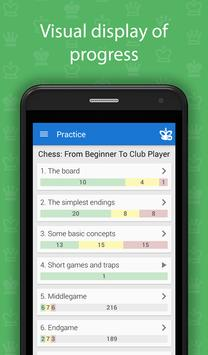Learn Chess: From Beginner to Club Player apk screenshot
