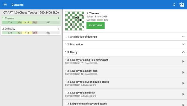 Chess King (Learn Tactics & Solve Puzzles) screenshot 14