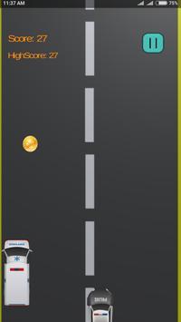 Ambulance Run 2017 apk screenshot