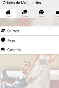 Chistes de Matrimonios screenshot 1