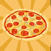 Crazy Pizza ícone