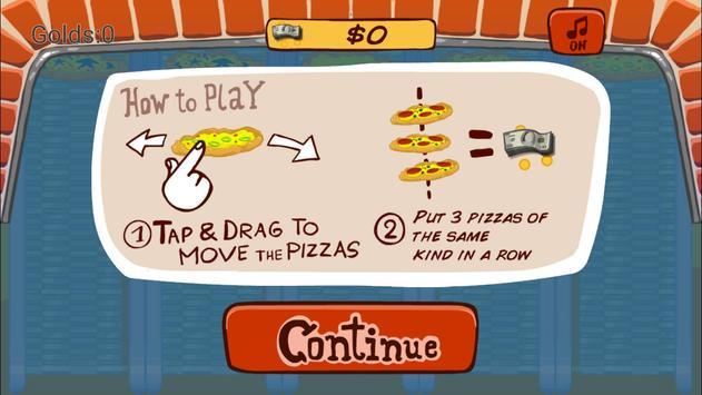 Crazy Pizza 截圖 1