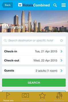 Malaysia Holiday:Hotel Booking apk screenshot