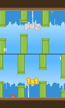 Turbo Birds: Fun Race screenshot 4