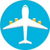 Cheapest Flight Ticket Scanner icon
