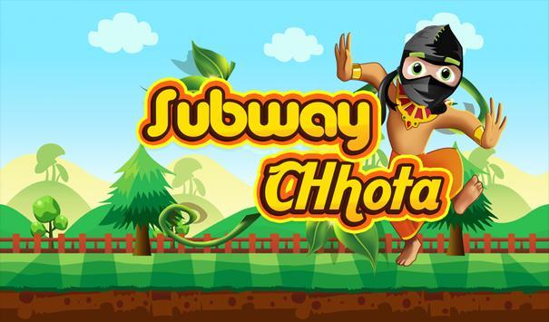 super chhota bheem poster