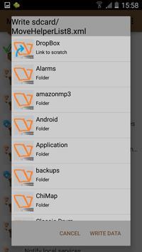 MoveHelper: Organize your Move screenshot 3