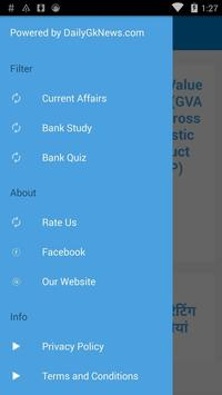 IBPS PO Clerk Bank Quiz Bank exams in Hindi apk screenshot