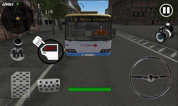 Prison Bus Driver Transport3D apk screenshot