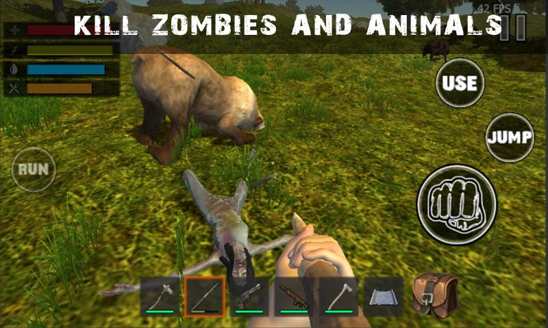 Survival Rust Forest: Crafting para Android - APK Baixar
