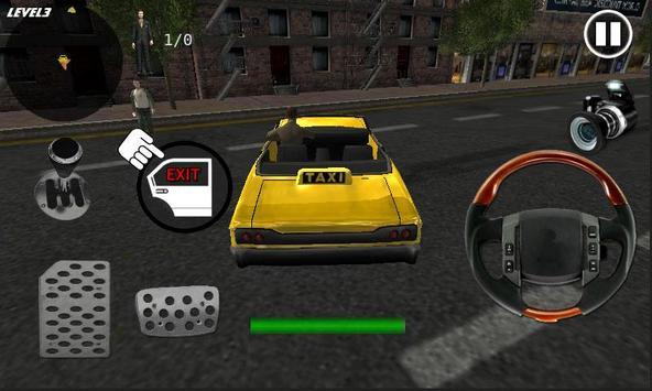 Taxi Master 2016 screenshot 1