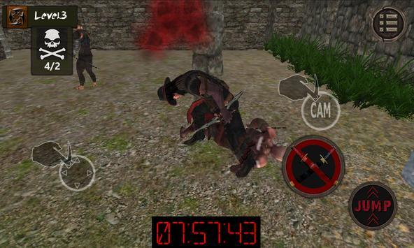Wolf Hunter Assassin 3D screenshot 5