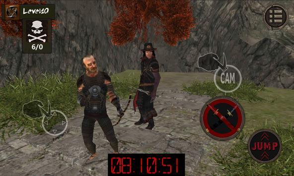 Wolf Hunter Assassin 3D screenshot 2