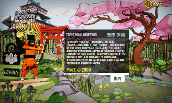 Samurai Archer Defender -  The Siege of Osaka screenshot 7