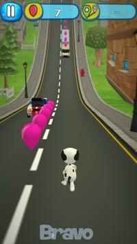 Crazy Pet Runner 3D screenshot 6