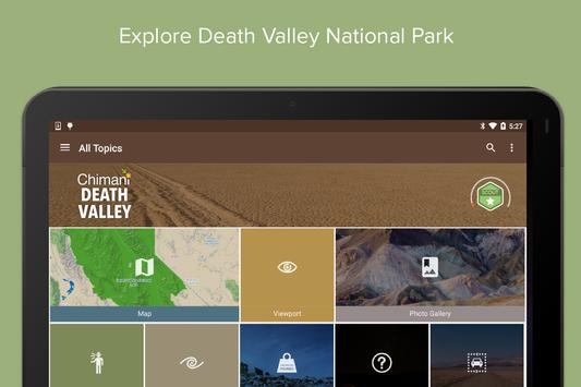 Death Valley NP by Chimani apk screenshot