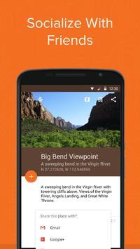 Zion National Park by Chimani screenshot 4