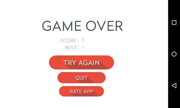 The Impossible Tennis Ball apk screenshot