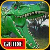 Free LEGO Jurassic World Guide icon