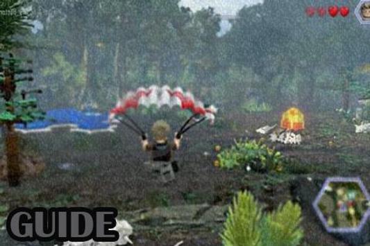 Free LEGO Jurassic World Guide screenshot 1