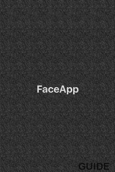 New FaceApp Guide apk screenshot