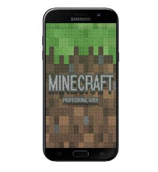 Crafting Guide For Minecraft poster