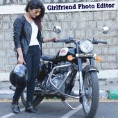 Girlfriend DP Maker icon