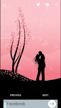 Love Kisses Romance DP poster
